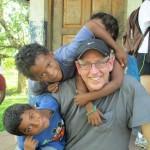 Dr Scott Mann in Nicaragua